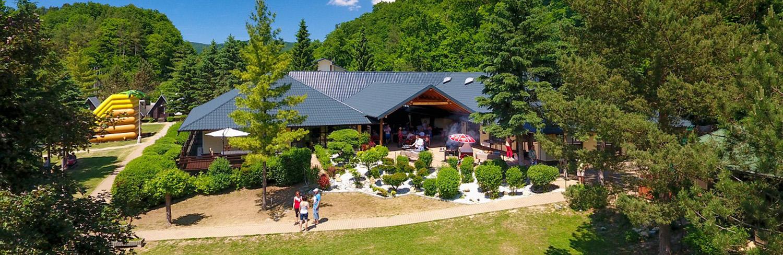 Vitajte na web stránke rekreačného strediska Tesáre, ktoré sa nachádza na juhovýchodnom upätí Považského Inovca